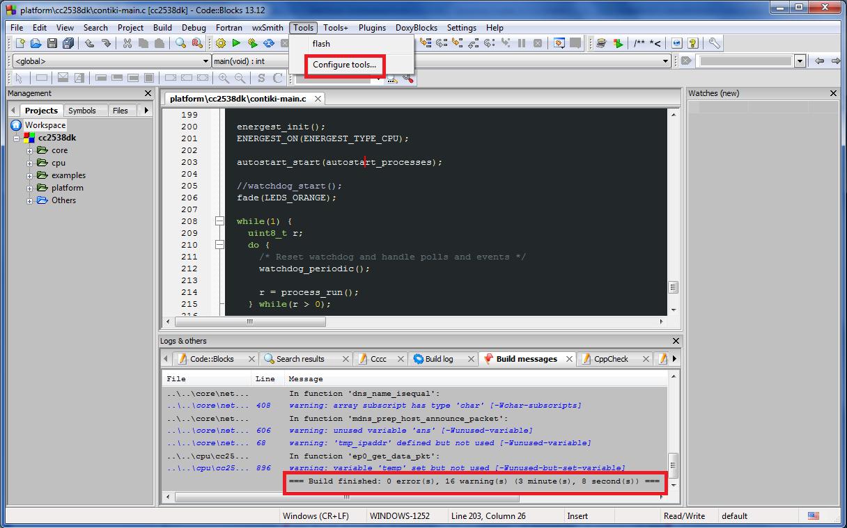 cc2538dk_demo_success_compile